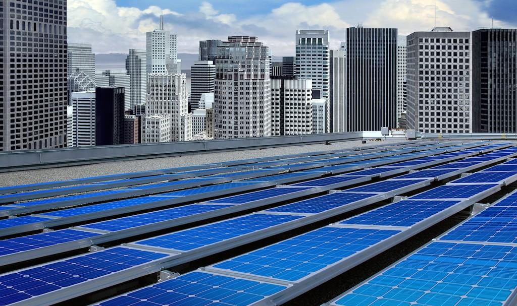 Modern Solar Panels