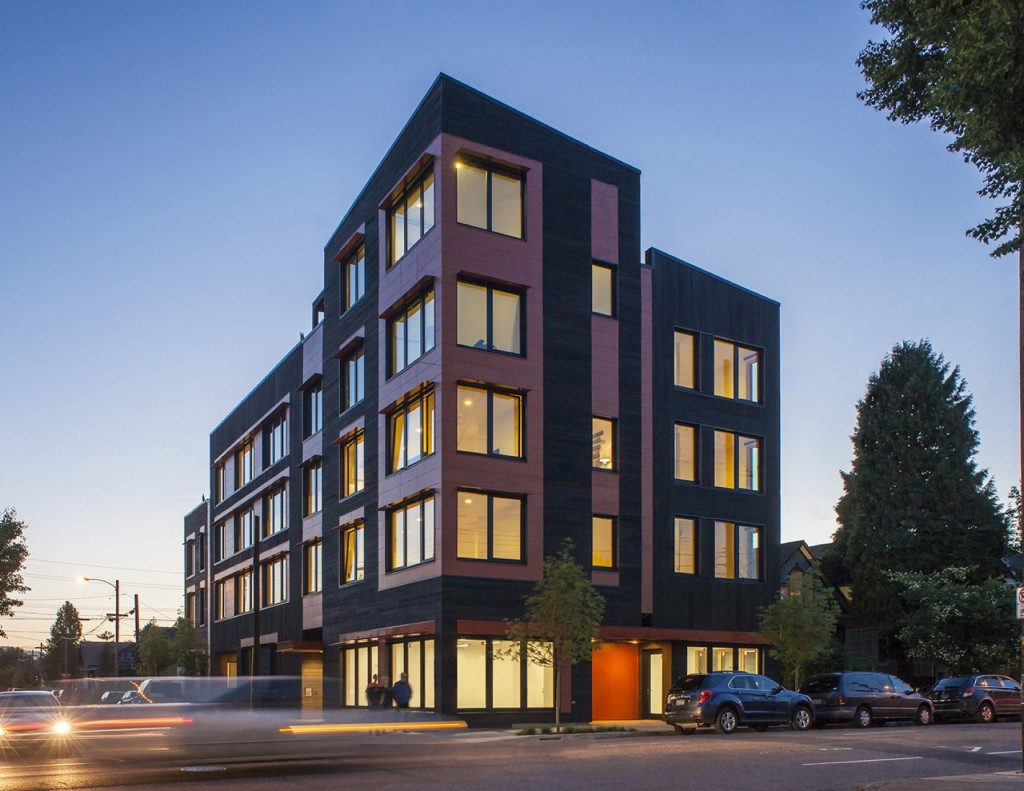Aia portland announces fifth annual portland 2030 for Apartment design competition