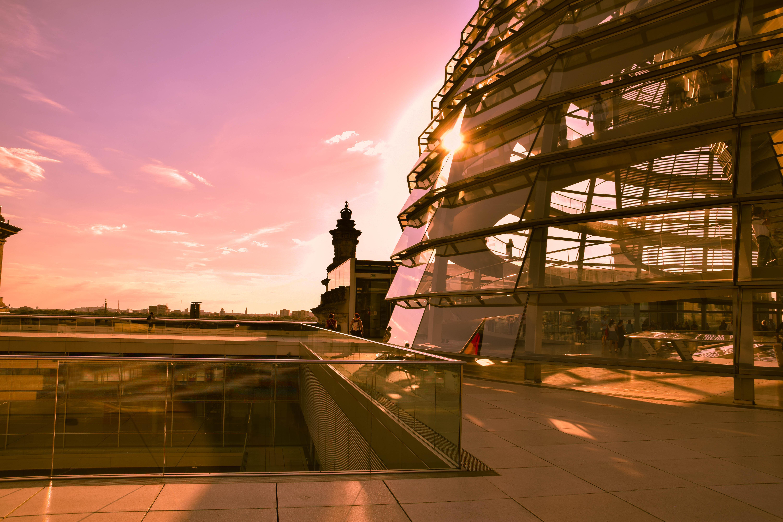 The Bundestag, Berlin, Germany