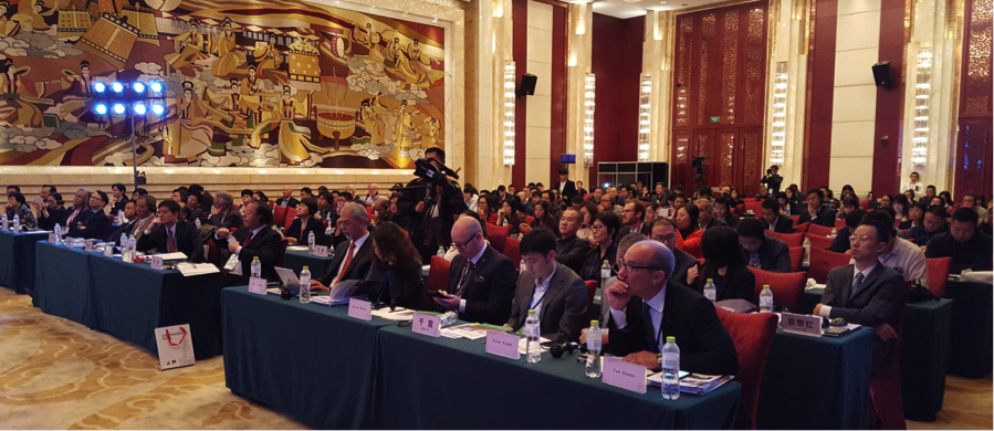 Forum: Towards a Zero Net Carbon Built Environment, Wuhan, China